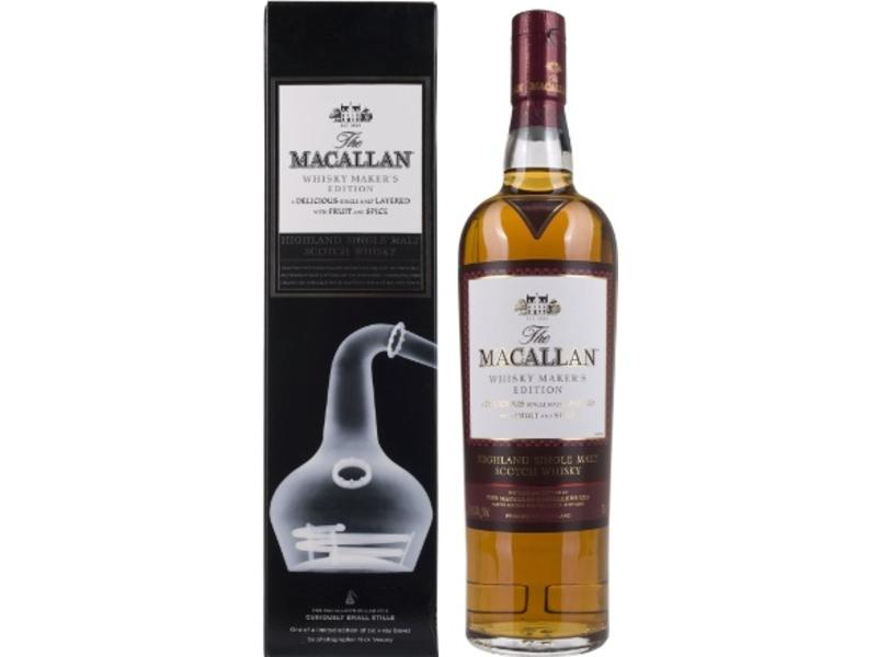 Macallan Maker's Edition X-Ray