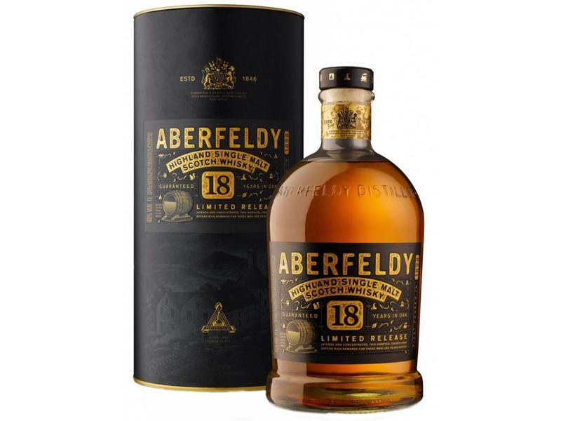 Aberfeldy 18 Years Old Liter