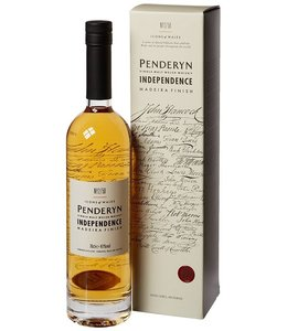 Penderyn Icons Independence Madeira Finish
