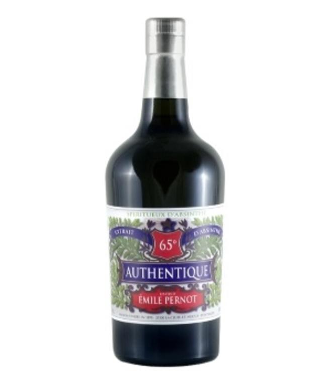 Absinthe Emile Pernot Authentique