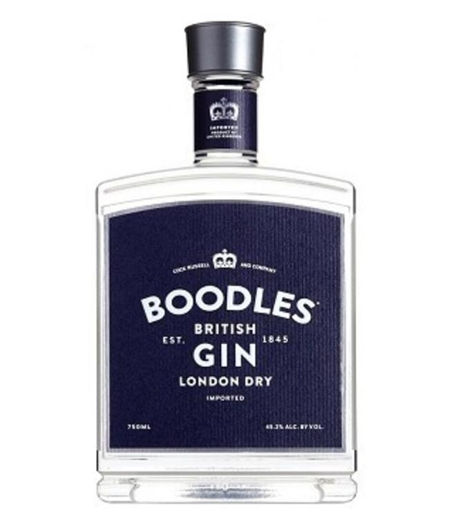Boodle's Gin