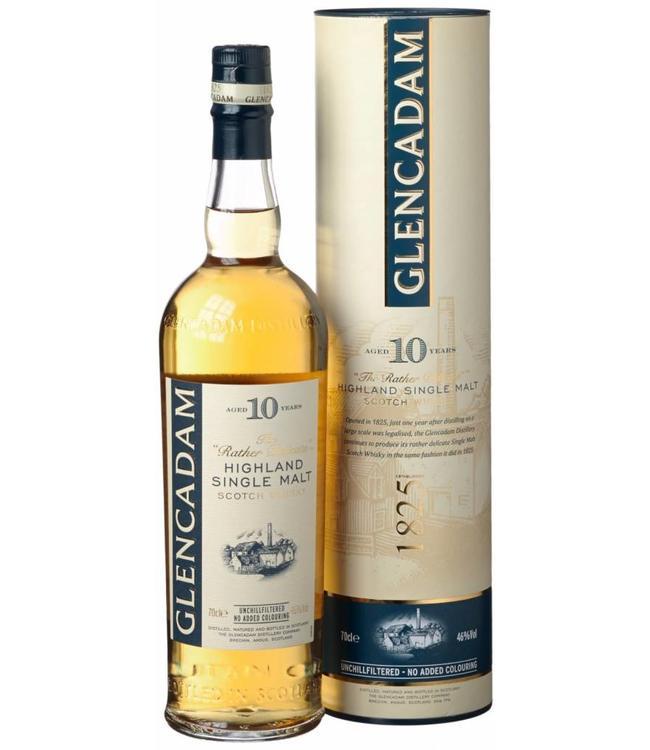 Glencadam 10 Years Old