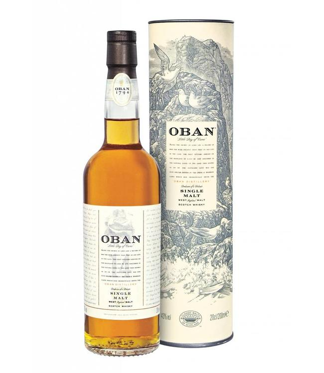 Oban 14 Years Old 0.20 ltr