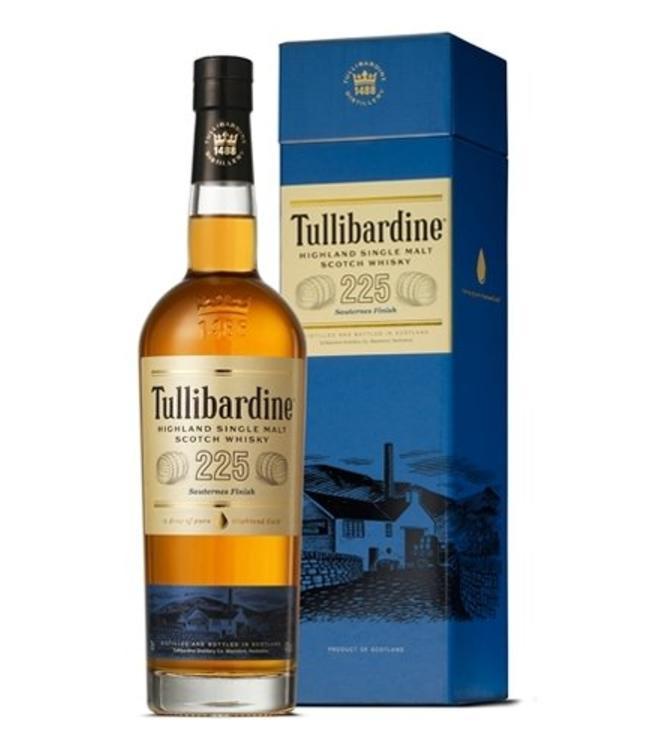 225 Tullibardine Sauternes Finish