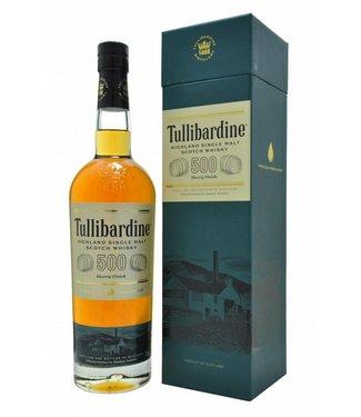 500 Tullibardine Sherry Finish