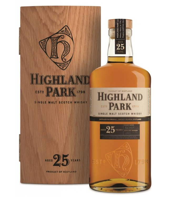 Highland Park 25 Years Old 45.7%