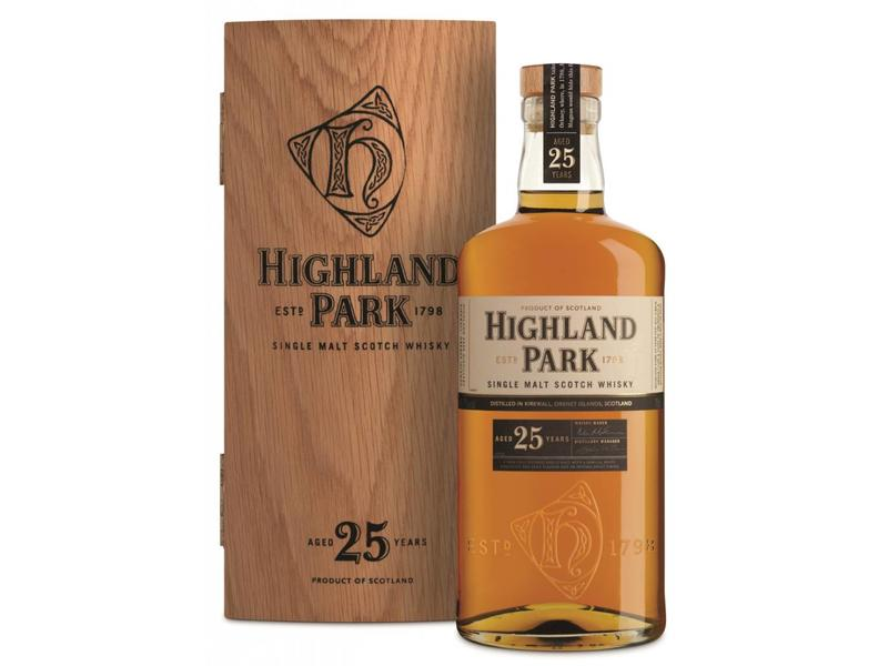 Highland Park 25 Years Old 45,7%