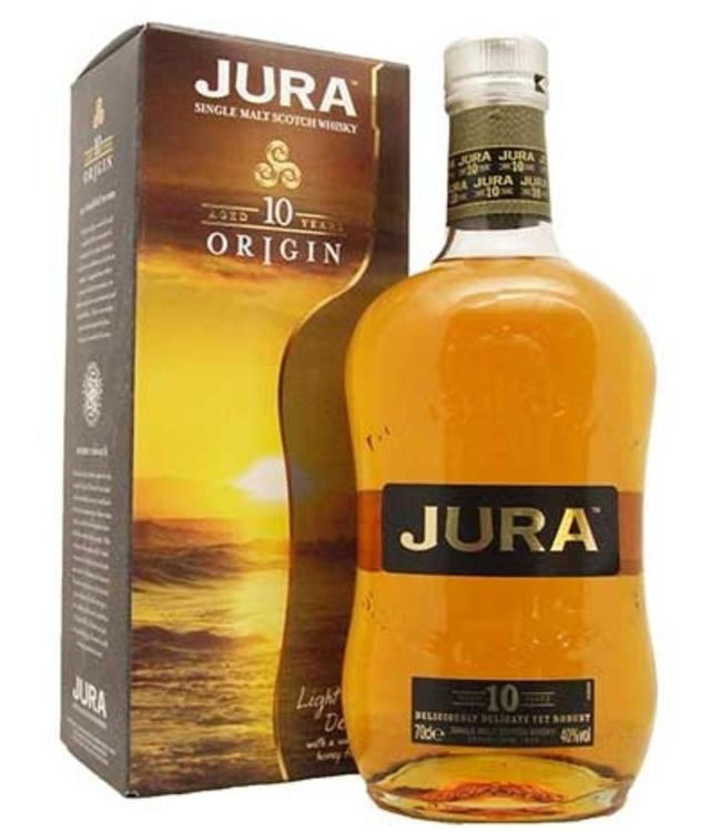 Isle of Jura 10 Years Old