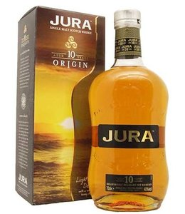 Isle of Jura 10 Years Old Liter