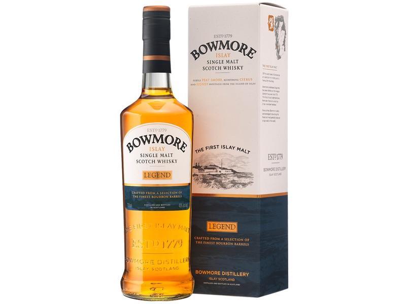 Bowmore Legend