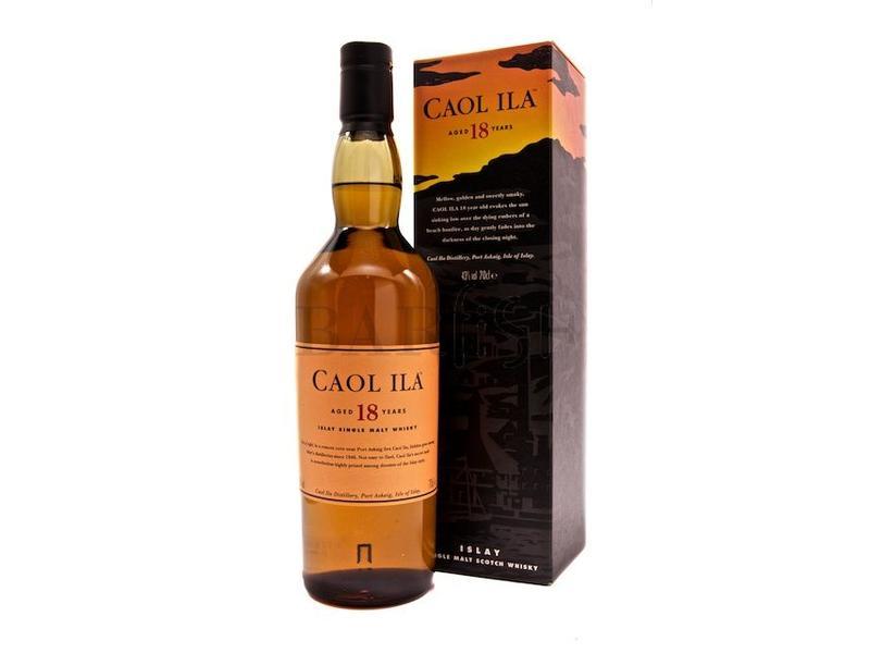 Caol Ila 18 Years Old