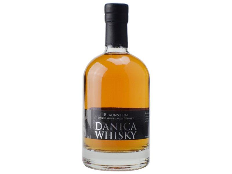 Danica Whisky Peated Braunstein Distillery