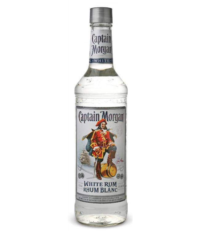 Captain Morgan White Liter