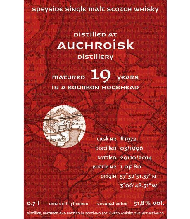 Kintra Auchroisk 19 Years Old