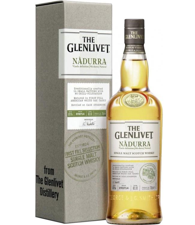 The Glenlivet Nàdurra First Fill American White Oak