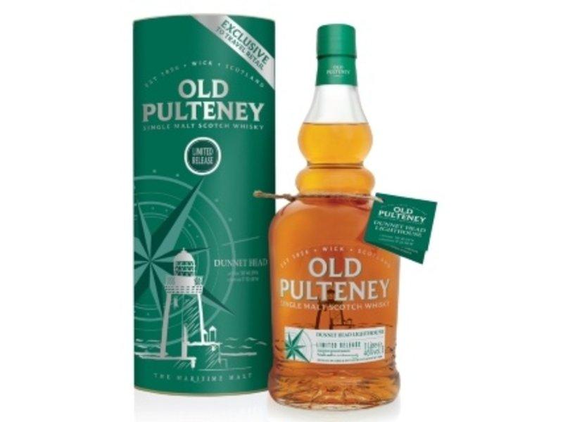 Old Pulteney Dunnet Head Liter
