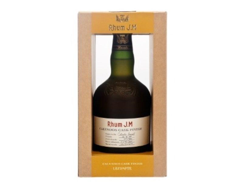 JM Rum Calvados Finish
