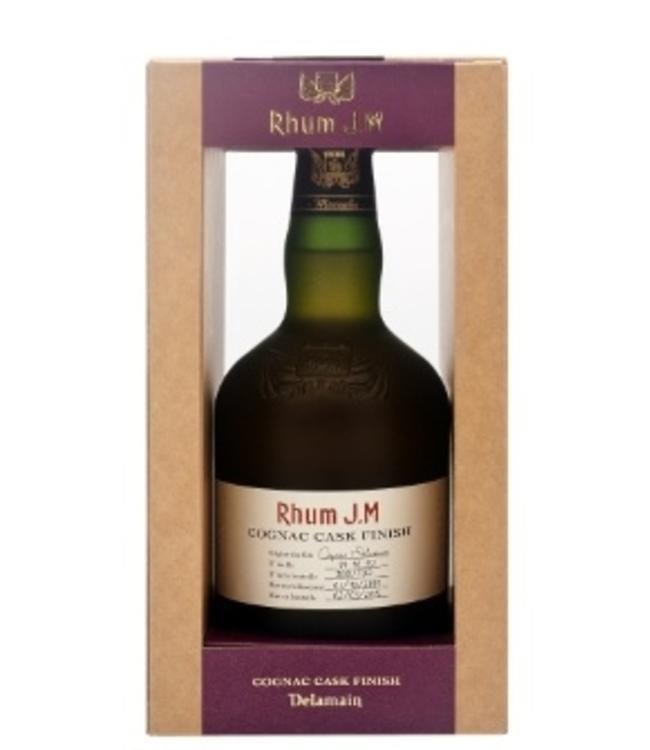 JM Rum Cognac Finish