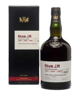 JM Rum Multi Millesime