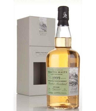 Heather Moorland 1999 Cragganmore Wemyss Malt
