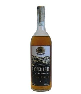 Crater Lake Rye Whiskey