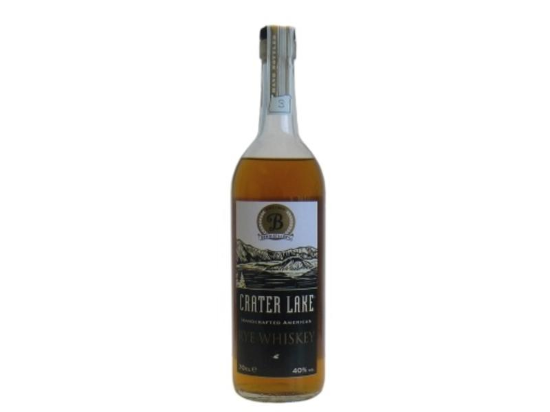 Crater Lake Rye Whisky