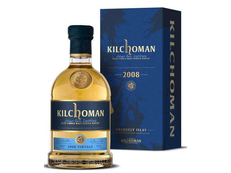 Kilchoman Vintage 2008