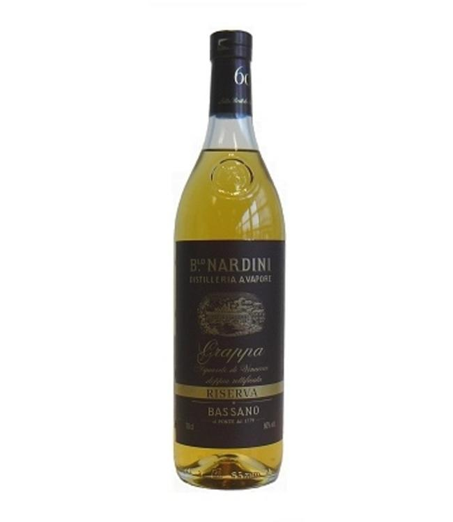 Grappa Nardini Reserva Red