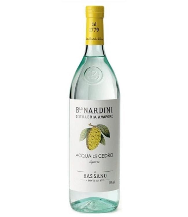 Grappa Liquore Nardini Acqua Di Cedro