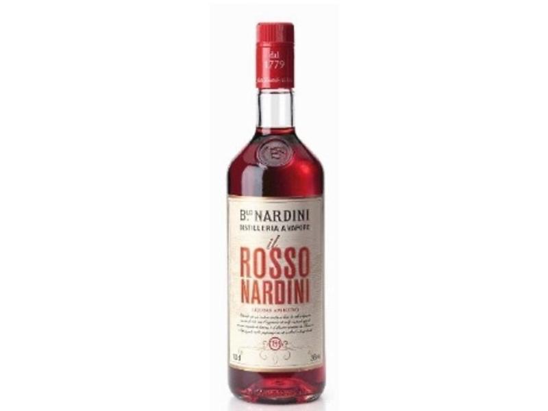 Grappa Liquore Nardini Il Rosso