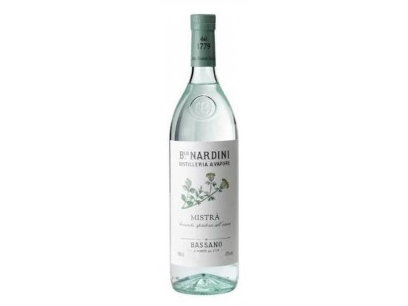 Grappa Liquore Nardini Mistra Liter