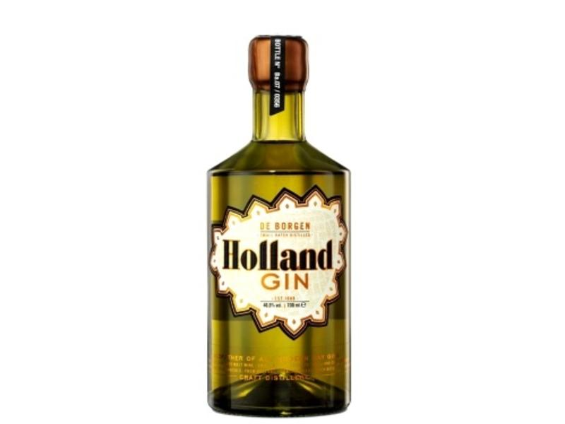 The Borgen Holland Dry Gin