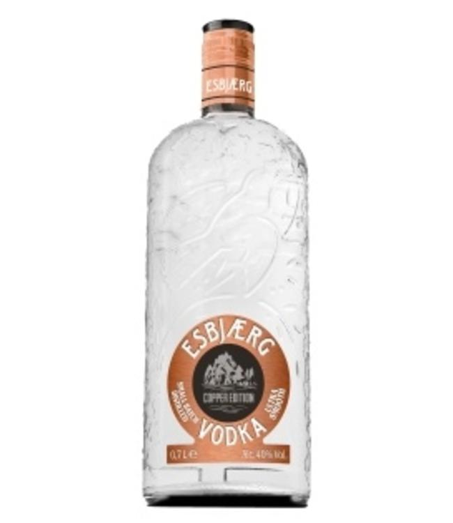 Vodka Esbjaerg Copper Edition