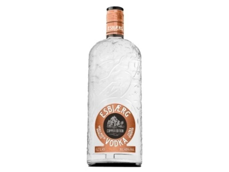 Vodka Esbjaerg Copper Edition