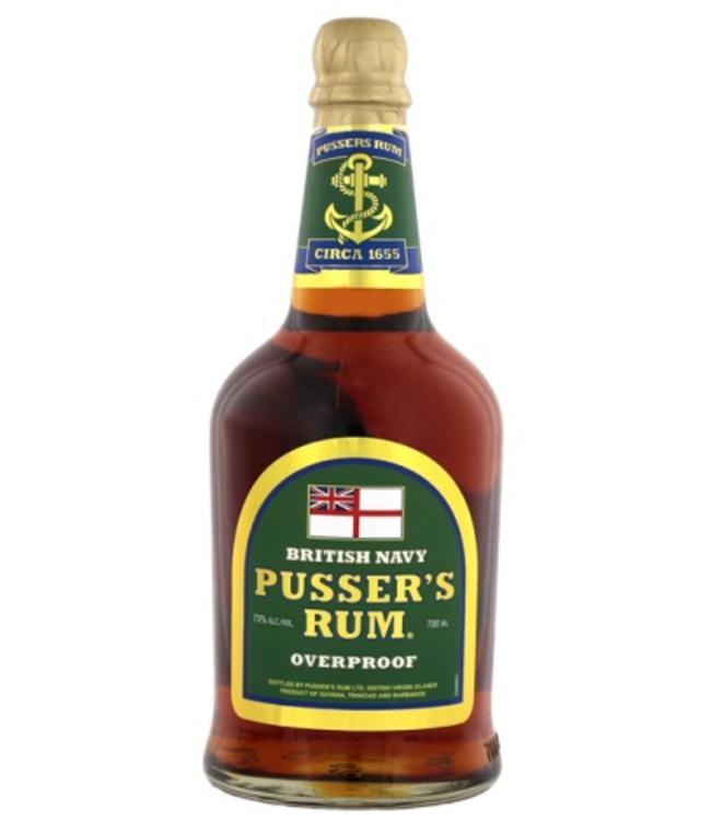 Pussers Navy Rum 75%