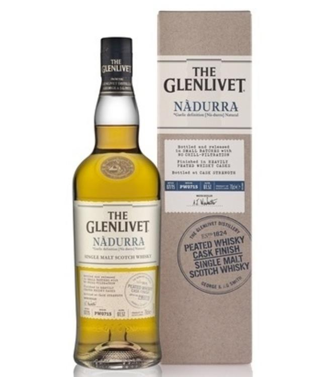 The Glenlivet Nàdurra Heavily Peated Finish