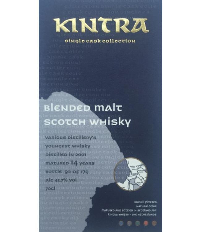 Kintra Blended Malt 14 Years Old