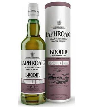 Laphroaig Brodir Port Wood Finish Batch 002