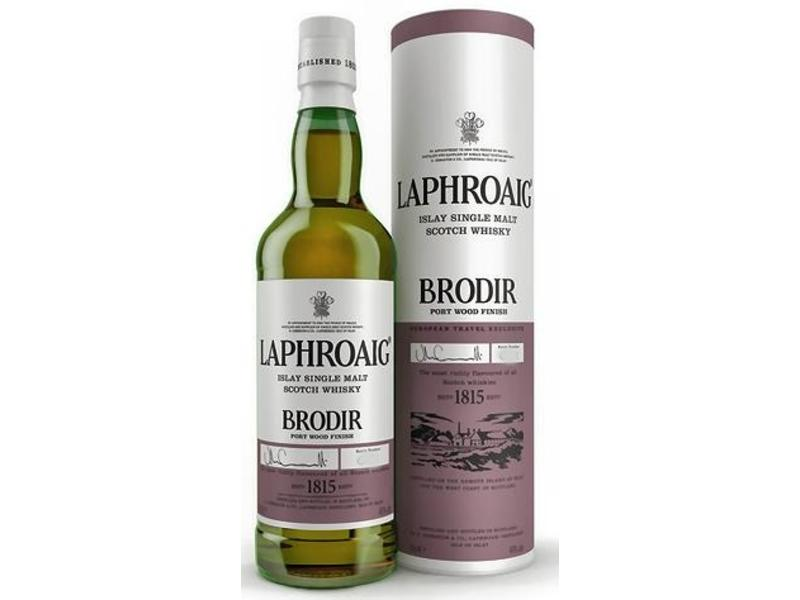 Laphroaig Brodir Port Wood Finish Batch 002