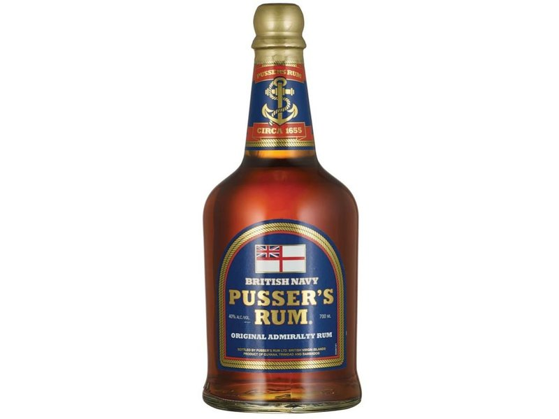 Pussers Navy Rum