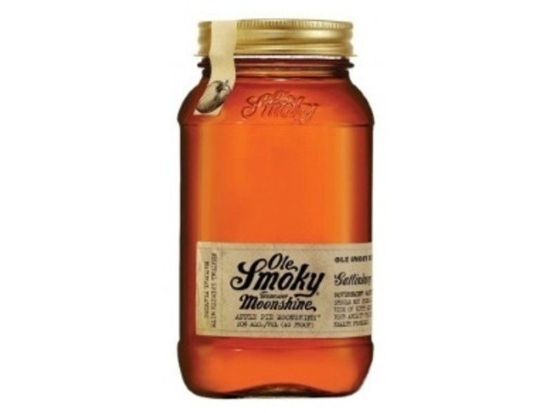 Ole Smokey Applepie Moonshine