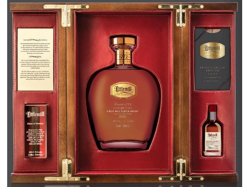 Littlemill 25 Years Old Private Cellar Edition