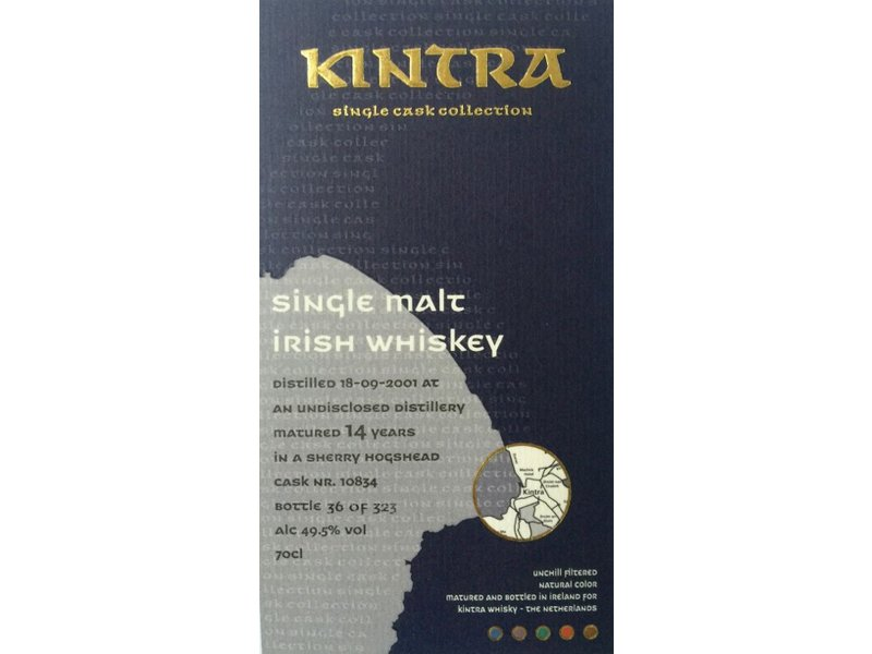Kintra Irish 14 Years Old
