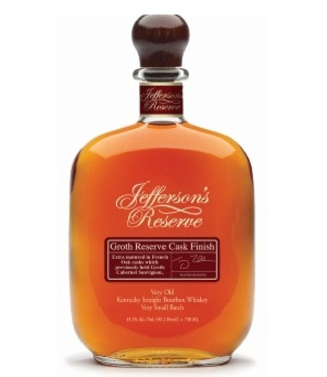 Jeffersons Groth Bourbon