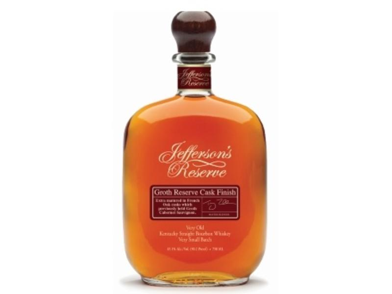 Jeffersons Groth Bourbon