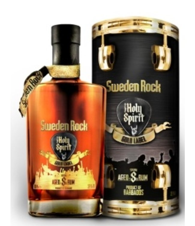Sweden Rock 8 Years Old Barbados Rum