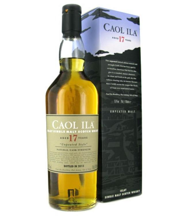 Caol Ila 17 Years Old