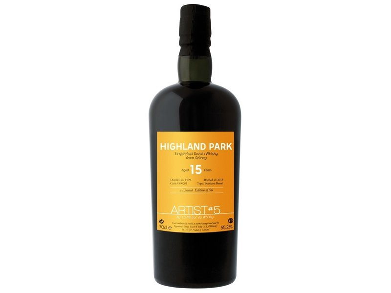 Highland Park 1999 Over 15 Years 5th Edition 55%