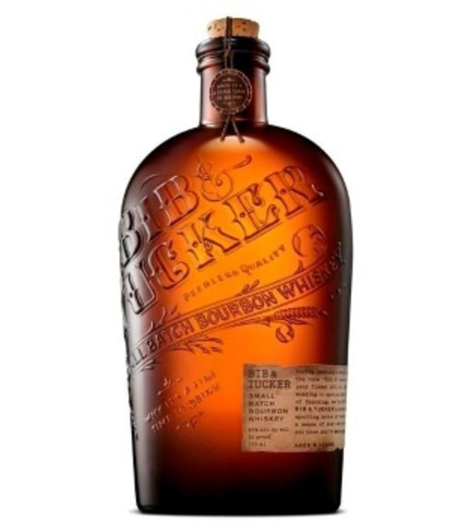 BIS & Tucker Small Batch Bourbon