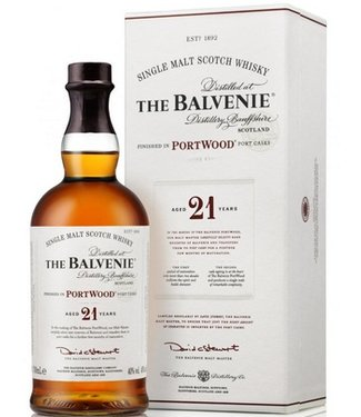 Balvenie 21 Years Old Port Wood